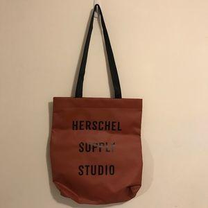Herschel Supply Waterproof Tote